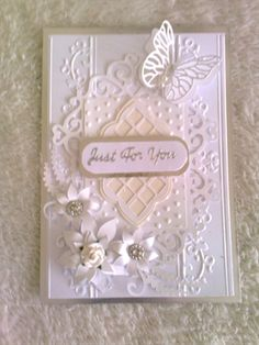 any occasion card topper by: tinaanna