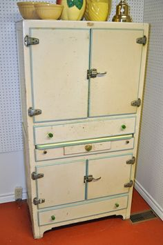 Image detail for -1925 kitchen cupboard made by ...
