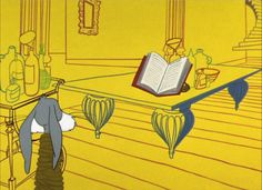 Another great example of color + Line drawing... Cartoon Modern :: Ernie Nordli