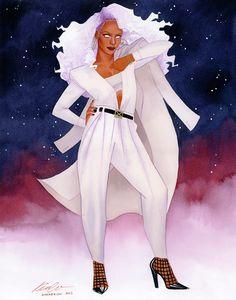 Storm* 90s uniform fashionization by Kevin Wada