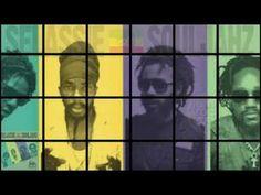 Chronixx ft. Sizzla Kalonji, Protoje & Kabaka Pyramid - Selassie Souljah...
