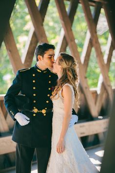 Handsome French Military Uniform | Groom Style