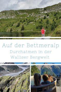 Werbung Wir geniessen ein paar Tage die Schweizer Bergwelt auf der Bettmeralp. Wir besuchten den Aletschgletscher, fahren Pedalo und gehen Wandern. #jetztdieschweizentdecken #sbbcffffs #wallis Reisen In Europa, Wallis, Corner, Happiness, Mountains, Nature, Travel, Forest House, Naturaleza