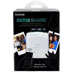 <div><div>Make your smartphone memories last longer with the Instax Share printer! In just secon...