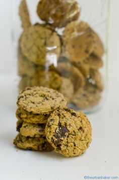 A really, really good chocolate chip cookie | @Susan Caron Salzman | www.theurbanbaker.com