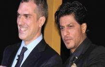 Morningcable Bollywood Gallery: Shahrukh Khan Unveils Tag Heuer Golden Careera Wat...
