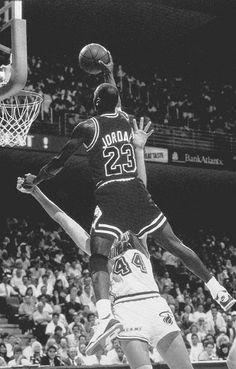 Come up tryin to test these skills, U can get deez testicles. #Bulls #Jordan #23