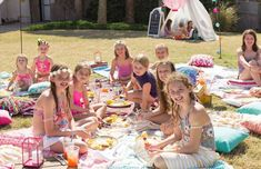 Bohemian  Birthday Party Ideas | Photo 1 of 26