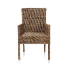 Tigris Arm Chair  | Crate and Barrel