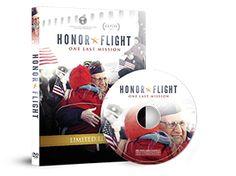#HonorFlight DVD now on sale www.honorflightthemovie.com