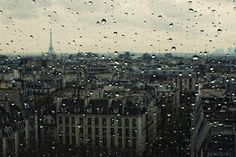 | rainy paris |