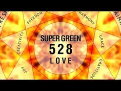 ♥ 528 Hz Love Frequency Healing ♥ DNA Repair Meditation Miracles Transformation Awakening Music