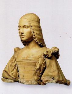 Ritratto di Isabella d'Este, Gian Cristoforo Romano, 1500