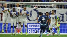 Copa América 2016: Messi supera a Batistuta con una obra de arte | Marca.com