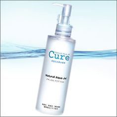 Cure Aqua Gel Exfoliator [OWN]