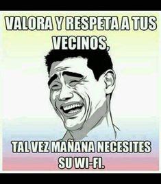 ★★★★★ Memes chistosos nuevos: Siempre valora a tus vecinos I➨ http://www.diverint.com/memes-chistosos-nuevos-valora-vecinos/ →  #internetmemesenespañolchistosos #memesdelarisa #memesdivertidosfacebook #memesgraciososmexicanos #videosdememesenespañollatino
