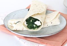 Griekse wraps - 5 OR LESS - Chickslovefood.com