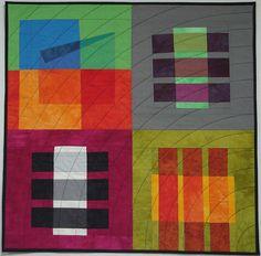 """Colour study: The illusion of transparency"" by Juanita Sim (Ontario, Canada)"