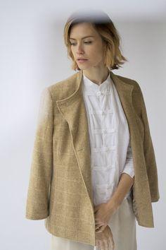 WOOL BLAZER | $48 #womensfashion #fashion #style #preownedclothing #style #clothes #shop #vintage #vintageshop #nashville #nashvilleshop #woolblazer #jacket