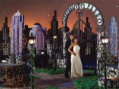 Prom Theme Themes | New York Prom Theme Decorations Image