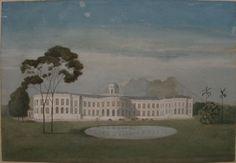 Istana Bogor 1834 | Bangunan Peninggalan Kolonial Belanda di Bogor