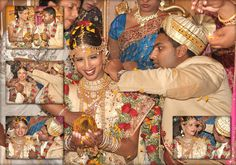 Tying of the Tali ~ Tamil wedding. Durbans Sibaya Casino~ Brandon Wyness photography