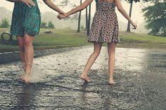 15 Super Fun Things To Do In The Rain