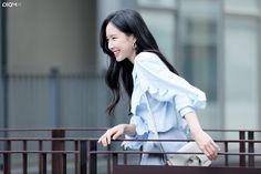 Extended Play, Eunji Apink, Son Na Eun, Pink Panda, Ruffle Blouse, People, Beauty, Tops, Women