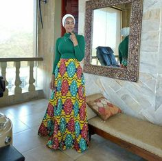 The most beautiful collection of fabulous ankara styles for women, latest fabulous ankara here Ankara Styles For Women, Trendy Ankara Styles, Ankara Gown Styles, African Attire, African Wear, African Fashion Dresses, African Style, Yellow Pencil Skirt Outfit, African Print Skirt