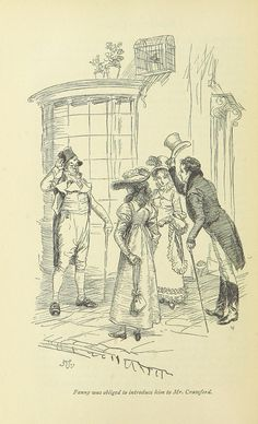 Charming 19th Century Illustrations Of Jane Austen's Works Released For Your Swooning Pleasure | Page 2 | The Mary Sue