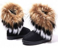 Item Type: Boots Department Name: Adult Season: Winter Platform Height: 0-3cm Closure Type: Slip-On Boot Height: Ankle Toe Shape: Round Toe Upper Material: Suede Decorations: Feathers Heel Height: Fla