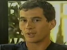 Ayrton Senna during an interview with Brazilian Journalist  in Rio de Janeiro before the start of the 1988 F1 season.  Senna: My life is very good, it has always been like that... and I love everything that is part of it.. My family as I said earlier, my friends, my girl.. I have so many nice things in my life but not enough time to enj...