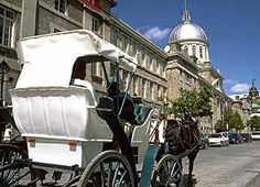 Caleche Tours - Old Montreal Old Montreal, Montreal Ville, Montreal Quebec, Montreal Canada, Travel Around The World, Around The Worlds, Embassy Suites, Cruise Port, Canada Travel