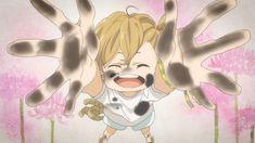 Barakamon ~~ Naru is happy to see you!