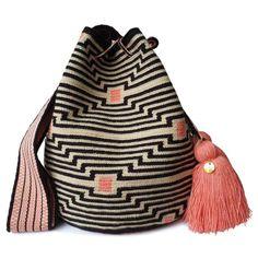 Tapestry Crochet Patterns, Crochet Stitches, Potli Bags, Knit Basket, Cat Bag, Tapestry Bag, Crochet Purses, Love Crochet, Knitted Bags