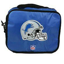 NFL Detroit Lions Lunchbreak Lunchbox by Concept 1. $8.80. The lunchbreak is a cool and handy lunchbox for school or work that shows your favorite NFL team's logo.