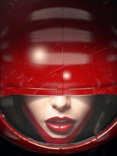 hilary rhoda starshift | ... Film: Starshift: A Ride With Hilary Rhoda by Santiago and Mauricio