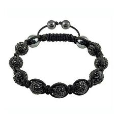 I found this amazing Unisex Club wear Shamballa bracelets at nomorerack.com for 82% off.