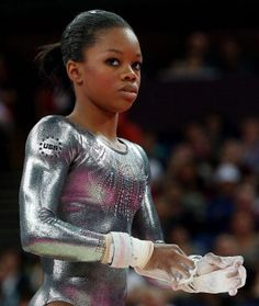 Gabby Douglas, Olympic Commentary, and Female Athletes: Why Are We Talking About their Looks? Gabby Douglas, Olympic Gymnastics, Olympic Games, Famous Gymnasts, 2012 Summer Olympics, Olympic Athletes, Sports Stars, Team Usa, Before Us