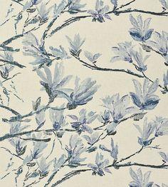 Shangri-La Lino Fabric by Designers Guild   Jane Clayton
