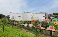 Gallery - Hangdong Kindergarten / Janghwan Cheon + Studio I - 2