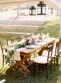 Elegant Purple Rustic Wedding | photography by http://www.msp-photography.com