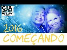 Mensagens de FELIZ ANO NOVO/2016 (Copacabana) - Cia Andrea Tatata