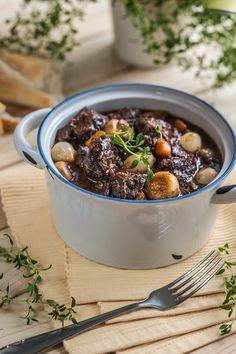 Slovy těžko popsatelná chuť tohoto voňavého pokrmu zahřeje i ty nejsychravější podzimní dny!; Eva Malúšová Pavlova, Beef, Food, Meat, Essen, Meals, Yemek, Eten, Steak