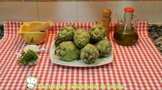 Receta fácil de alcachofas al horno
