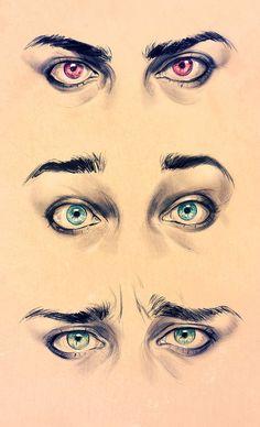Olhos Lindos