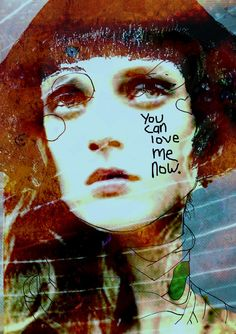 'You can Love me Now. Me Now, Oldies But Goodies, My Best Friend, Amazing Art, Portraits, Canning, My Love, Illustration, Artwork