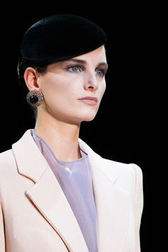Armani Privé Fall 2012 Couture - Details - Gallery - Style.com