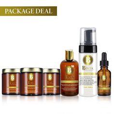 Defined Curly Head Heaven Package Deal