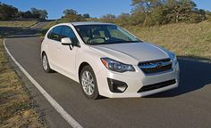 Subaru Impreza 2.0i 2012 Factory Service repair manual